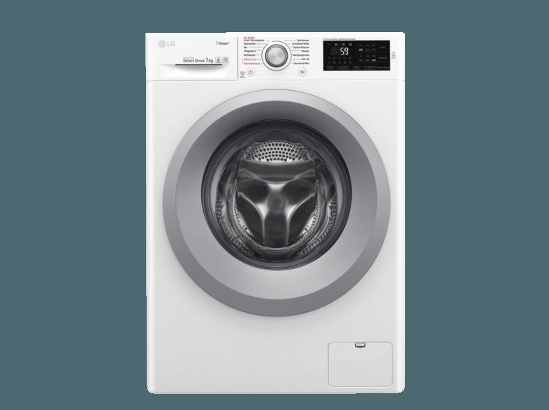 LG F14WM7KS1 Waschmaschine (7 kg, 1400 U/Min., A+++)