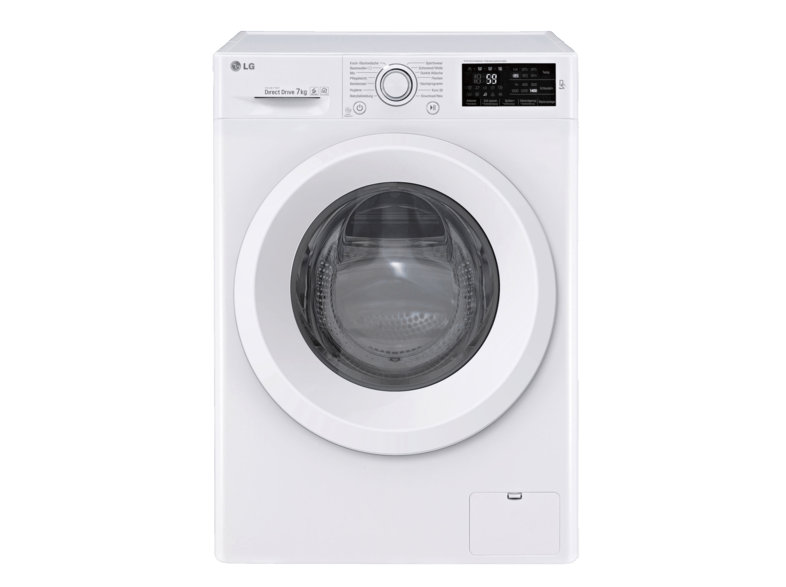 LG F14WM7LN0 Serie 3 Waschmaschine (7 kg, 1400 U/Min., A+++)