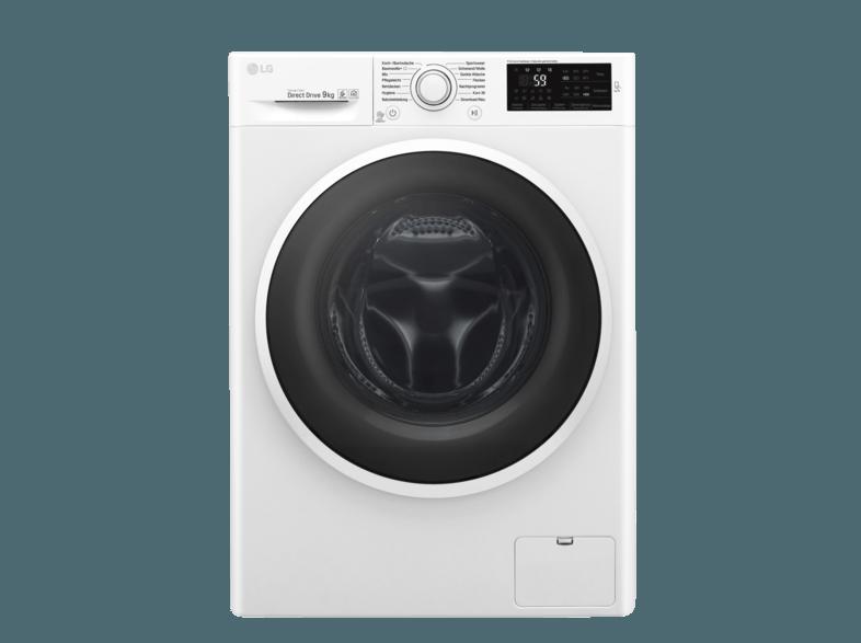 LG F14WM9EN0 Serie 5 Waschmaschine (9 kg, 1400 U/Min., A+++)