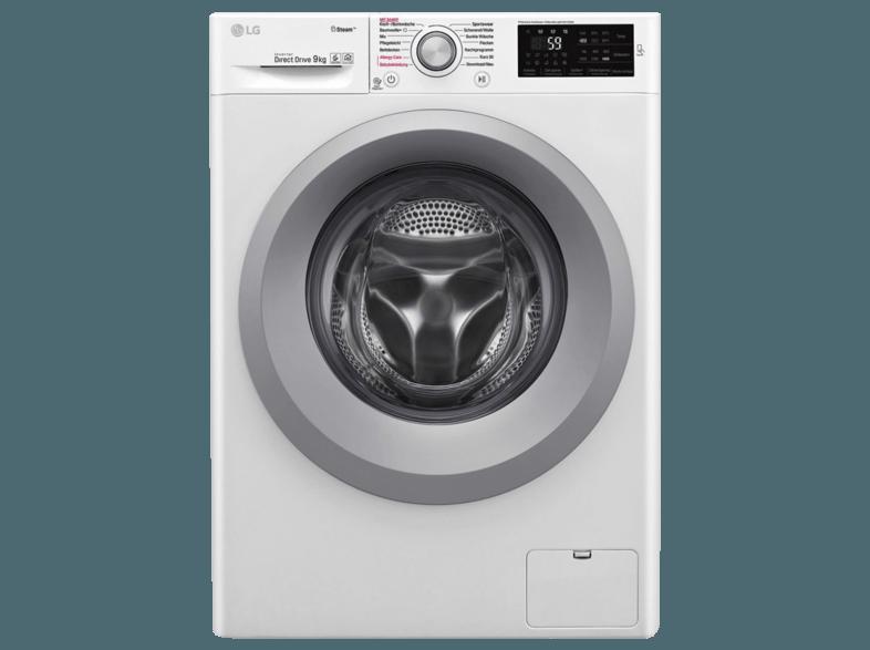 LG F14WM9KS1 Waschmaschine (9 kg, 1400 U/Min., A+++)