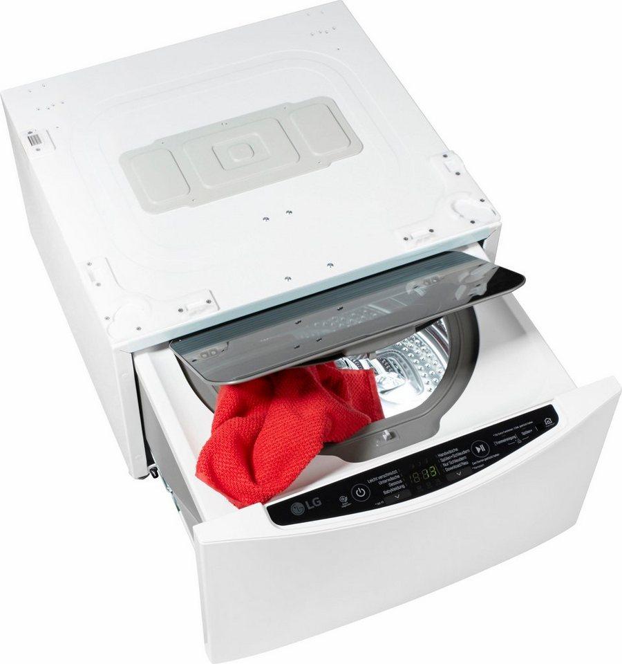 LG Waschmaschine T7WM2MINI, 2 kg, 1400 U/Min