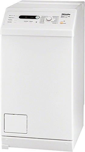 Miele W690F WPM D LW Waschmaschine / TL / Energieklasse A+++ / 150 kWh / 1300 UpM / 6 kg / 8800 L / Schonende Wäschepflege dank Miele Schontrommel / Sparsam Waschen - Eco-Programme, lotosweiß