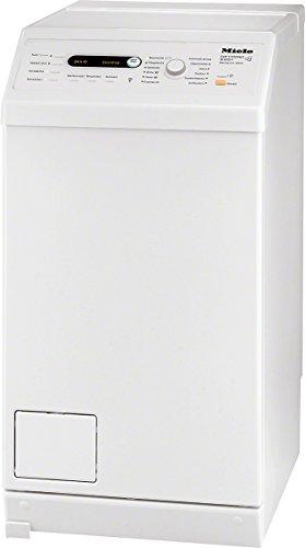 Miele W695F WPM D LW Waschmaschine / TL / Energieklasse A+++ / 150 kWh/Jahr / 8800 Liter/Jahr / 6 kg / Lotosweiß / 1400 UpM / Einzigartig: Patentierte Schontrommel / Mengenautomatik