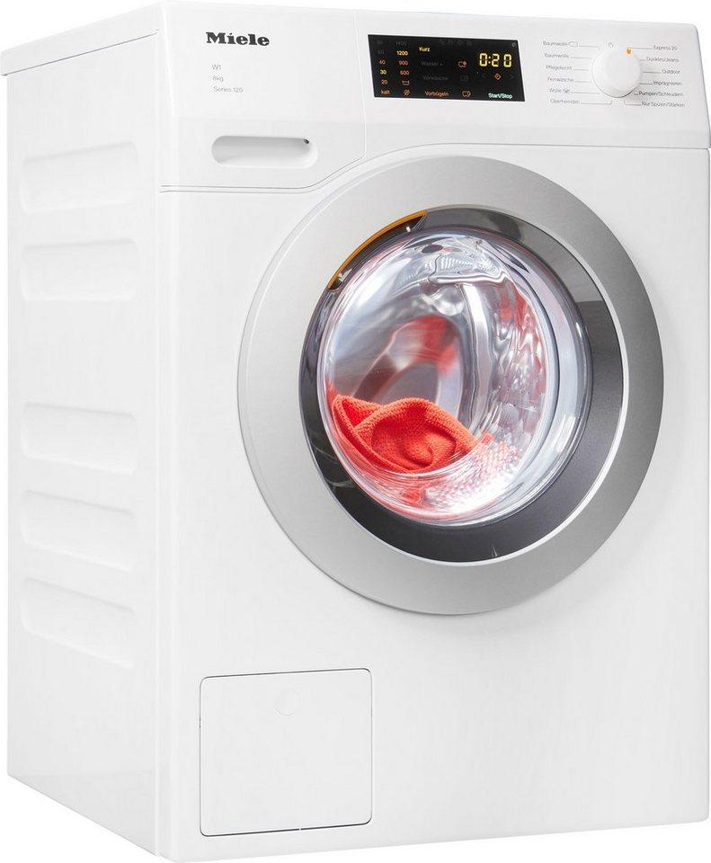 Miele Waschmaschine 120 WDD 035 WCS 8kg Series 120, 8 kg, 1400 U/Min