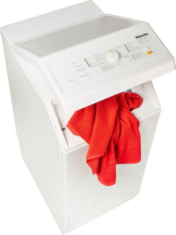 Miele Waschmaschine Toplader W 196 WCS, 6 kg, 1200 U/Min