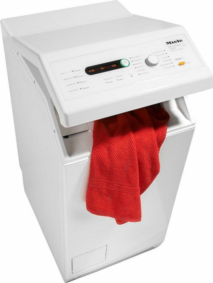 Miele Waschmaschine Toplader W 690 F WPM, 6 kg, 1300 U/Min