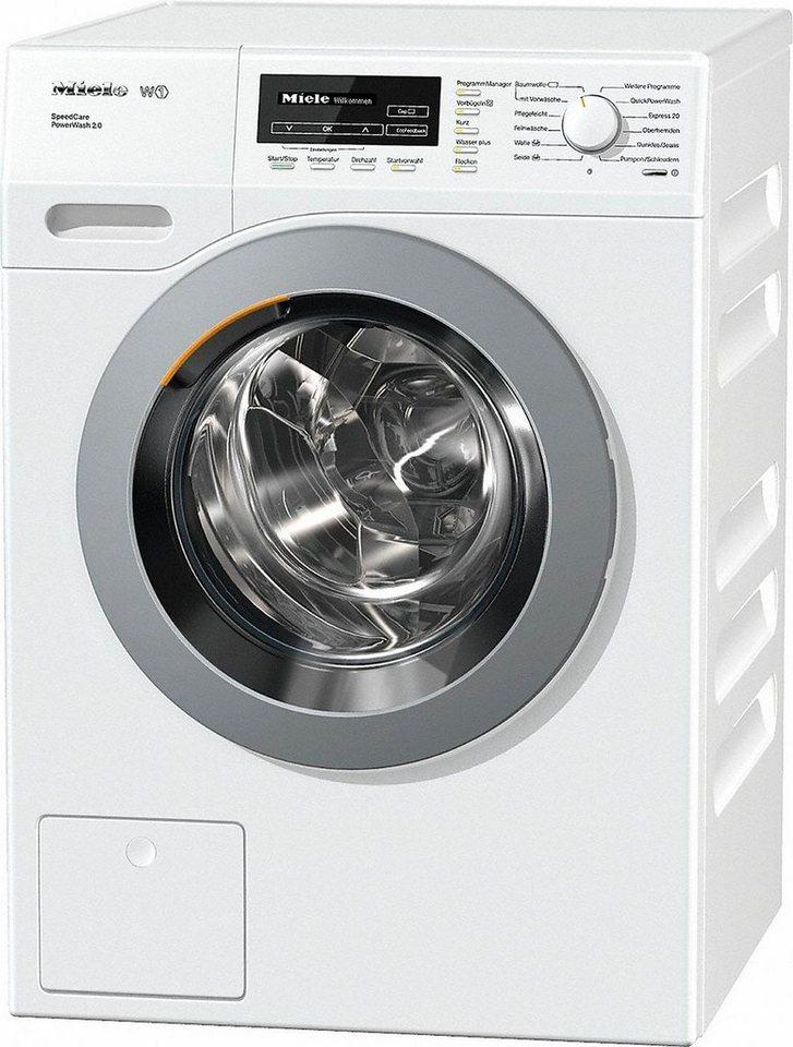 Miele Waschmaschine WKF 311 WPS SpeedCare, 8 kg, 1400 U/Min