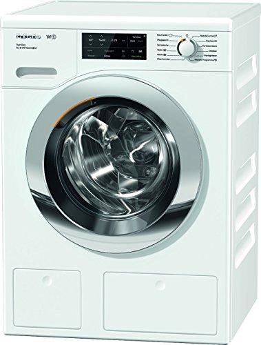 Miele WCI 660 WPS Waschmaschine / Frontlader / Energieklasse A+++ / 196 kWh/Jahr / 1600 UpM / 9 kg Schontrommel / Automatische Dosierung / Vorbügel-Funktion für leichteres Bügeln / Startvorwahl