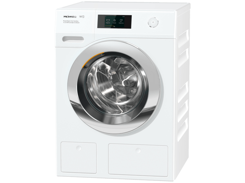 MIELE WCR890 WPS PWash 2.0 & TDos XL & WiFi & Steam W1 Chrome Edition Waschmaschine (9 kg, 1600 U/Min., A+++)