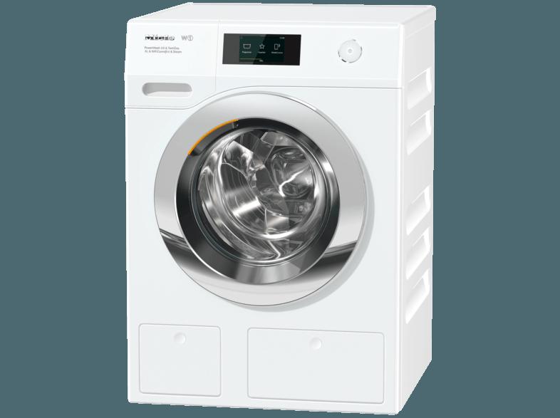 MIELE WCR890 WPS PWash 2.0 & TDos XL & WiFi & Steam W1 Chrome Edition Waschmaschine (9 kg, 1600 U/Min., A+++)