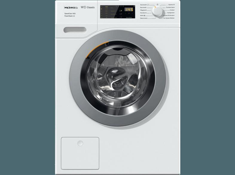 MIELE WDB 330 WPS SPEEDCARE 1400 Waschmaschine (7 kg, 1400 U/Min., A+++)