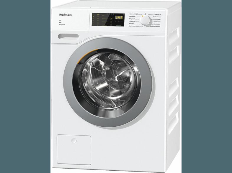 MIELE WDD 035 WCS Series 120 Waschmaschine (8 kg, 1400 U/Min., A+++)