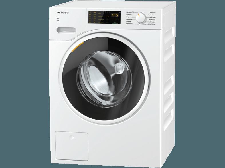 MIELE WWD120WPS W1 White Edition Waschmaschine (8 kg, 1400 U/Min., A+++)