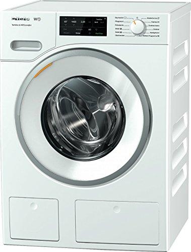 Miele WWE 660 WPS Waschmaschine / Frontlader / Energieklasse A+++ / 176 kWh/Jahr / 1400 UpM / 8 kg Schontrommel / Automatische Dosierung / Vorbügel-Funktion für leichteres Bügeln / Startvorwahl