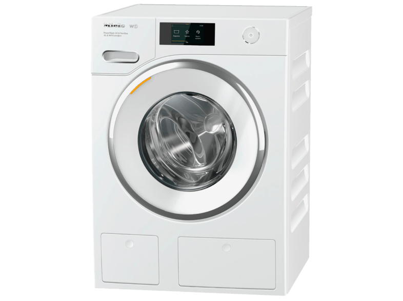MIELE WWR860 WPS WPS PWas2.0 & TDos XL & WiFi W1 White Edition Waschmaschine (9 kg, 1600 U/Min., A+++)