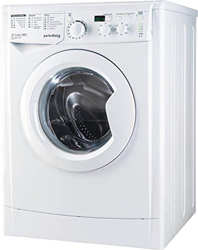 Privileg PWF M 622 Waschmaschine Frontlader/A++ / 1151 UpM / 6 kg/Startzeitvorwahl/Kurzprogramme/Daunen/Wolle