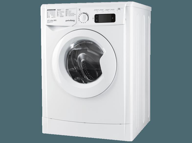 PRIVILEG PWF M 643 Waschmaschine (6 kg, 1400 U/Min., A+++)