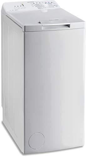 Privileg PWT A51252P (DE) Toplader Waschmaschine/A++ / 5 kg / 1200 UpM/Startzeitvorwahl/Extra Waschen/Extra Spülen/Wolle-Programm/RapidWash-Programme unter 59 Minuten