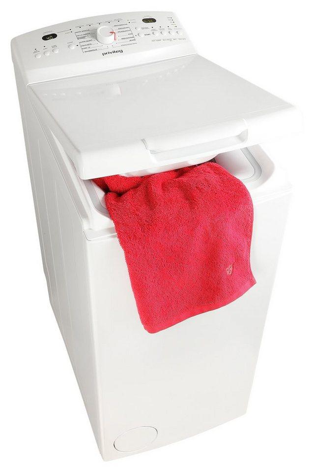 Privileg Waschmaschine Toplader PWT 4626Z, 6 kg, 1200 U/Min