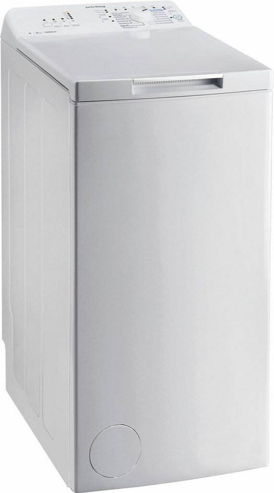 Privileg Waschmaschine Toplader PWT A51052, 5 kg, 1000 U/Min