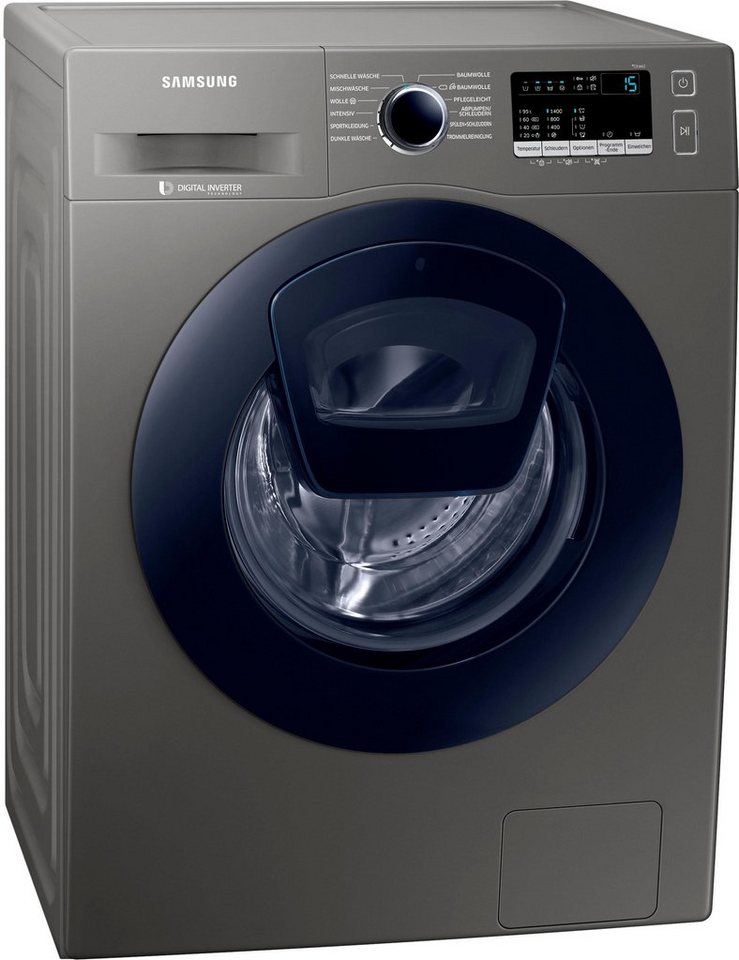 Samsung Waschmaschine WW7EK44205X/EG, 7 kg, 1400 U/Min