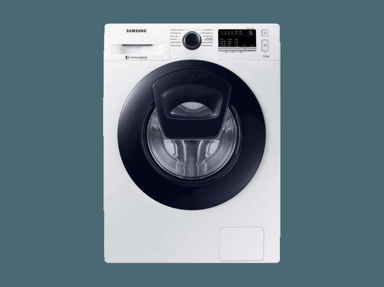 SAMSUNG WW70K44205 Waschmaschine (7 kg, 1400 U/Min., A+++)