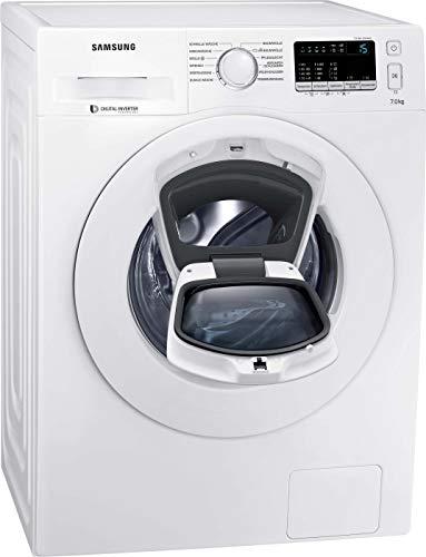 Samsung WW70K4420YW / EG AddWash Waschmaschine Frontlader / A+++ / 1400UpM / 7 kg / AddWash / SmartCheck / weiß