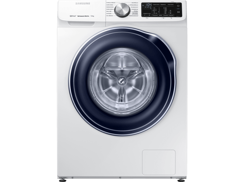 SAMSUNG WW70M642OBW/EG QuickDrive™ Waschmaschine (7 kg, 1400 U/Min., A+++)