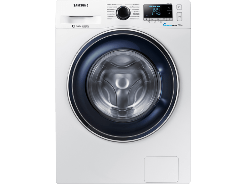 SAMSUNG WW71J5436FW/EG Waschmaschine (7 kg, 1400 U/Min., A+++)