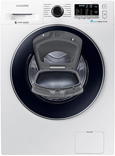 Samsung WW90K5400UW AddWash Waschmaschine / 9 kg / A+++ / 1400 UpM / ECO Trommelreinigung