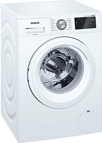 Siemens iQ500 WM14T5EM Waschmaschine / 8,00 kg / A+++ / 137 kWh / 1.400 U/min / Schnellwaschprogramm / Nachlegefunktion / aquaStop /