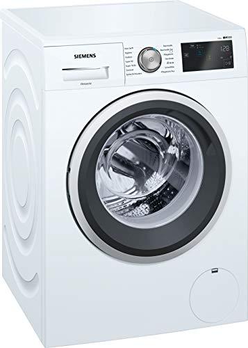 Siemens iQ500 WM14T6A2 Waschmaschine / 8,00 kg / A+++ / 137 kWh / 1.400 U/min / Dosierautomatik iDos / Nachlegefunktion / aquaStop mit lebenslanger Garantie /