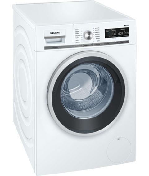 SIEMENS Waschmaschine iQ700 WM16W541, 8 kg, 1600 U/Min