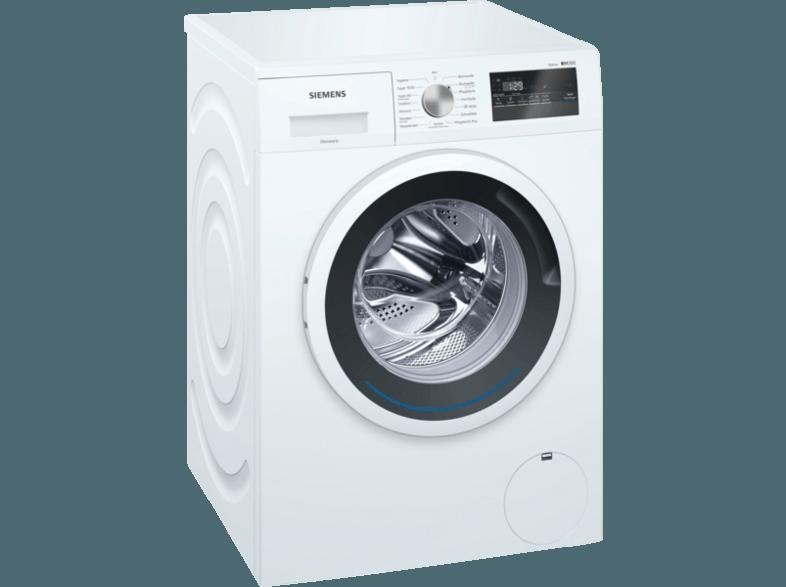 SIEMENS WM14N121 iQ300 Waschmaschine (7.0 kg, 1390 U/Min., A+++)