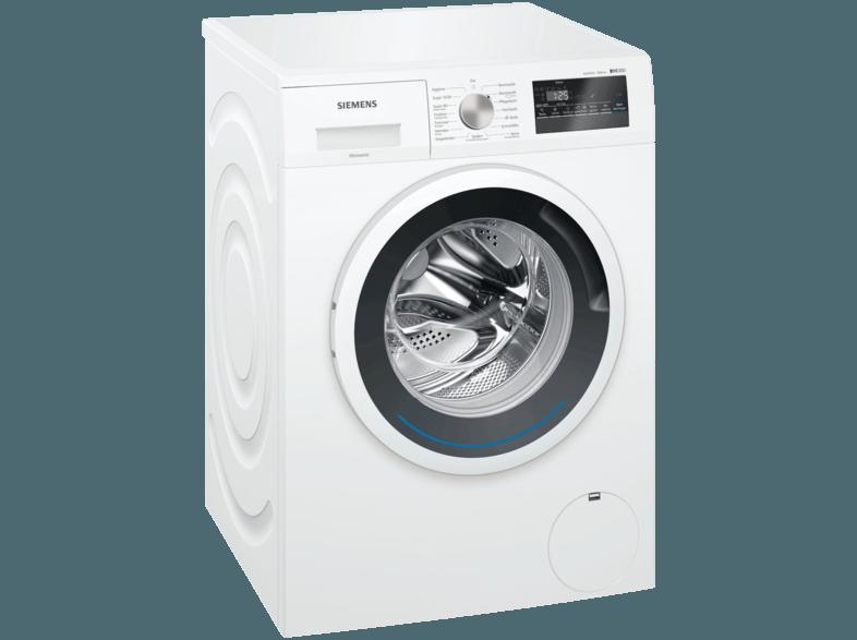 SIEMENS WM14N140 iQ300 Waschmaschine (6.0 kg, 1400 U/Min., A+++)