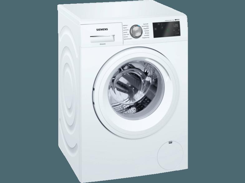 SIEMENS WM14T5EM Waschmaschine (8 kg, 1379 U/Min., A+++)