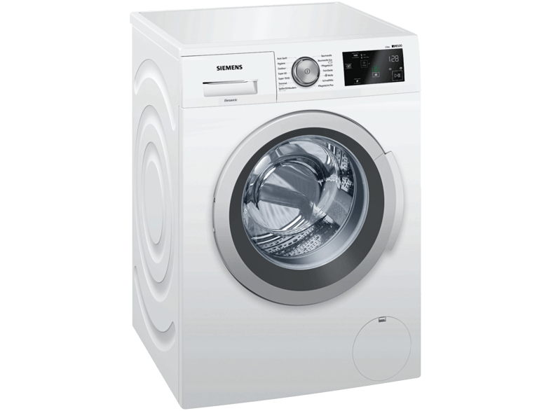 SIEMENS WM14T6A2 iQ500 Waschmaschine (8 kg, 1379 U/Min., A+++)