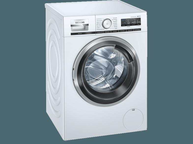 SIEMENS WM14VL40 Waschmaschine (9 kg, 1400 U/Min., A+++)
