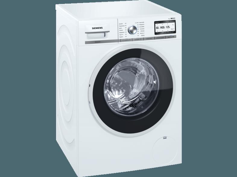 SIEMENS WM14Y7TT9 Waschmaschine (9.0 kg, 1361 U/Min., A+++)
