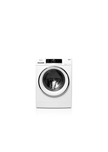Whirlpool AWG 912/PRO Waschmaschine Frontlader/A+++ / 1200 UpM/Wischmop und Arbeitskleiding Programm/weiß