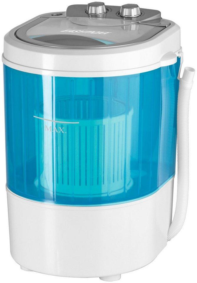 EASYMAXX Waschmaschine »Mini Waschmaschine «, Geeignet für bis zu 3 kg