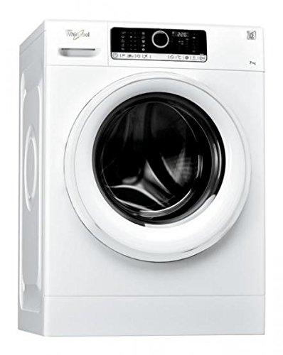Whirlpool FSCR 70413 Stand-Waschmaschine, 7 kg Kapazität, 7 kg Kapazität, Weiß