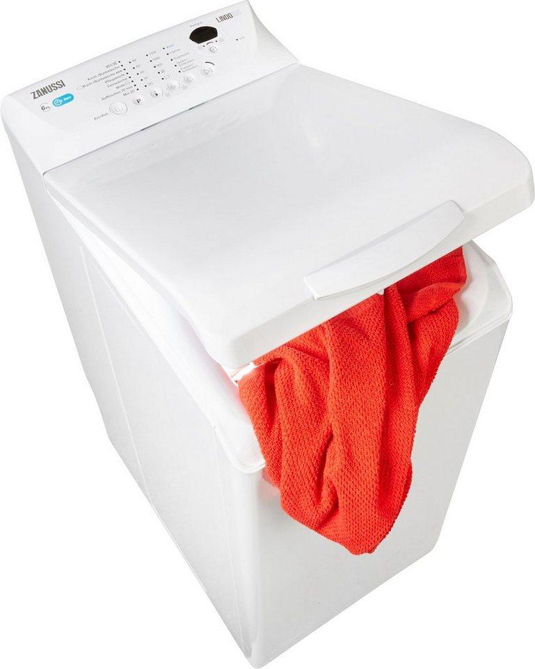 Zanussi Waschmaschine ZWY61235CI, 6 kg, 1200 U/Min