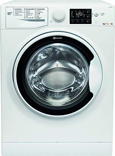 Bauknecht WATK Pure 96G4 DE Waschtrockner / EEK A / 9kg Waschen / 6kg Trocknen / 1400 UpM / Nachlegefunktion / Mengenautomatik / Mehrfachwasserschutz+ / SteamCare Knitterschutzprogramme