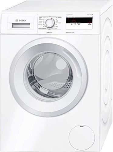 Bosch WAN280ECO Serie 4 Waschmaschine Frontlader / A+++ / 137 kWh/Jahr / 1400 UpM / 6 kg / weiß / EcoSilence Drive / Nachlegefunktion