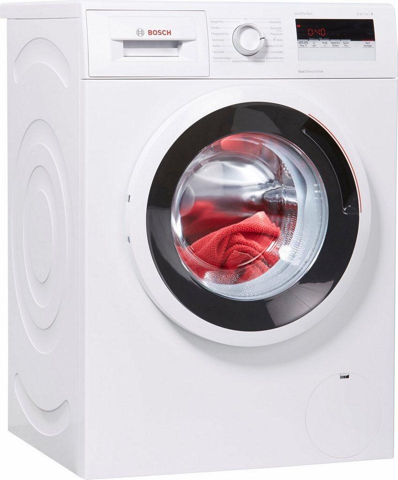 BOSCH Waschmaschine WAN28121, 7 kg, 1400 U/Min