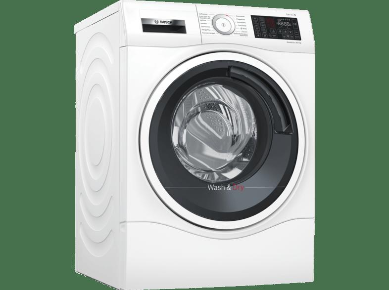 BOSCH WDU 28540 Waschtrockner (9.0 kg/6.0 kg, 1400 U/Min., A)