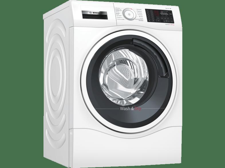BOSCH WDU28510 Waschtrockner (10 kg/6 kg, 1400 U/Min., A)