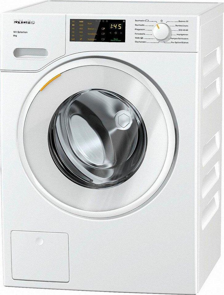 Miele Waschmaschine WSD123WCS D LW, 8 kg, 1400 U/Min