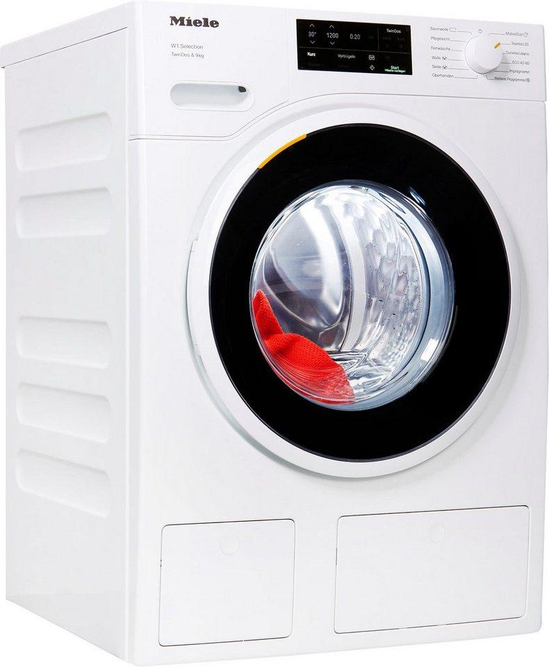 Miele Waschmaschine WSG663WCS D LW TDos, 9 kg, 1400 U/Min